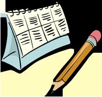 Расписание экзаменов в 2016 году, проект
